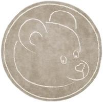 Arte Espina Teddy Circle 1x1 серый