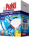 Фото Dr.Prakti Таблетки для посудомоечных машин 105 шт