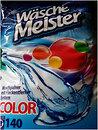 Фото Wasche Meister Color Стиральный порошок 10.5 кг