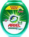 Фото Ariel 3 in 1 PODS Mountain Spring 80 шт
