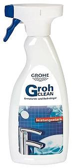 Grohclean чистящее средство для сантехники и ванной комнаты ванная комната плитка лазурь
