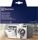 Фото Electrolux Средство для удаления накипи стиральных и посудомоечных машин 12 шт (E6WMDW12)