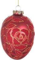 Lefard шар Праздник красный 10 см (785-075)
