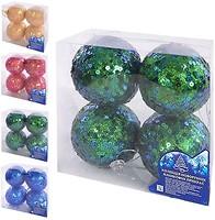 Фото Stenson набор шаров 8 см (8777)