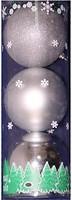 Фото Devilon набор шаров 10 см, 3 шт. (30224)