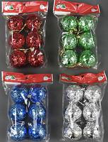 BK Toys набор шаров 7 см, 6 шт. (C22452)