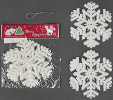 BK Toys набор фигурок Снежинки 12 см, 2 шт. (C22663)