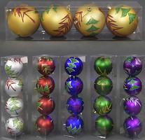 BK Toys набор шаров 10 см, 4 шт. (C22477)
