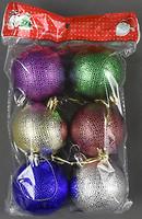BK Toys набор шаров 6 см, 6 шт. (C22442)