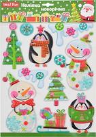 Новогодько Набор наклеек 27.5x35 см (801021, 5056137106868)