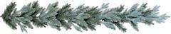 Новогодько Елочная ветка Ситхинская плетенная 1.5 м (960245, 4820079602457)