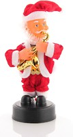 UFT Santa Dancing Hat Style