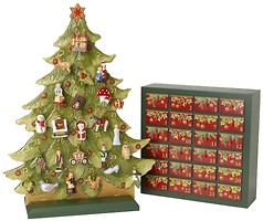 Villeroy & Boch Nostalgic Ornaments Advent Calender 2014 (1483319591)