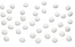 Фото IKEA Vinter 2018 Гирлядна белая 2.7 м (504.008.64)