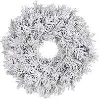 Фото Black Box Dinsmore Frosted Венок со снегом 45 см (8718861289022)