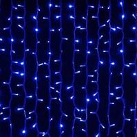 DeLux Curtain 1520 LED 2x7 м синий/белый IP44 (90009035, 10008239)
