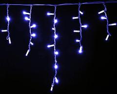 DeLux Icicle 90 LED 2x0.5 м синий/белый IP44 (90009080, 10008278)
