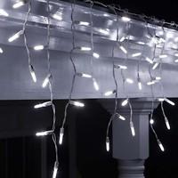 Фото Delux Icicle 75 LED 2x0.7 м белый/мульти IP44 (90012956)