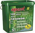 Фото Agrecol Комплексное минеральное удобрение 100 дней для газона 5 кг