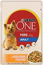 Фото Purina One Mini Adult Chicken100 г